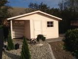 Domek z drewutnią 5m x 2,5m